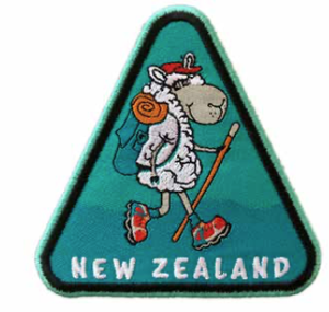 Sheep Tramper Patch