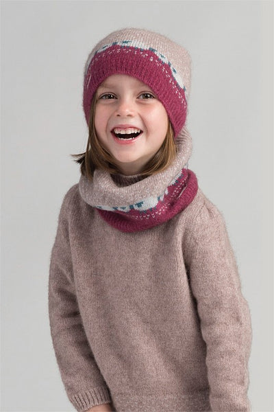 Kid's Sheep Snood