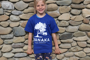 Wanaka Tree kids T-shirt