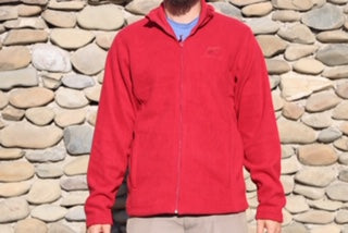 Kea Men Fleece Jacket