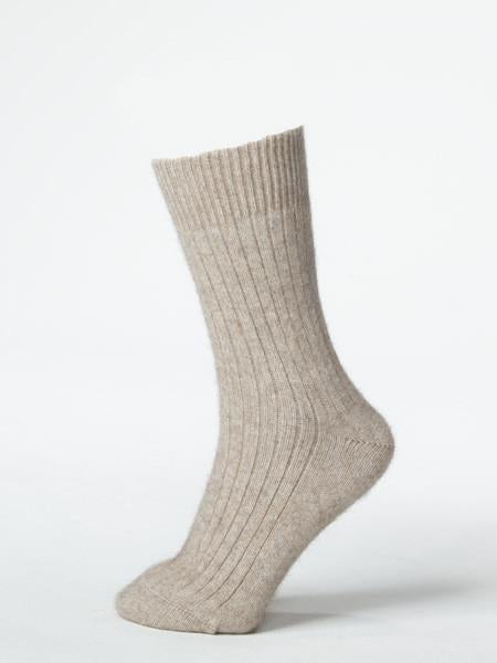 Natural Merino Possum Socks
