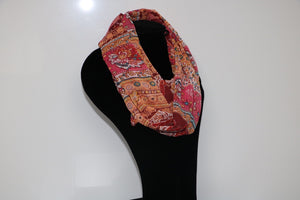 Funkee Scarf orange