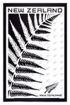 NZ Fern Tea Towel