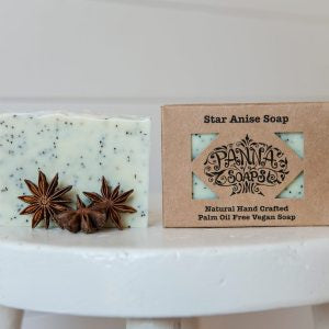 Premium Star Anise Soap