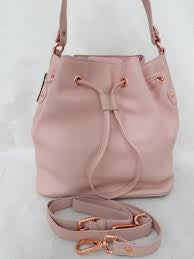Drawstring Bag Blush