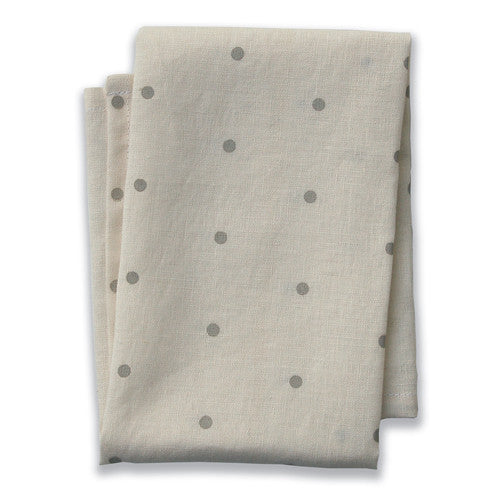 Dot Neutral Tea Towel