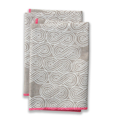Cloud Pink Large Napkins (set of 4)