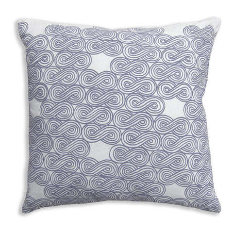 Clouds Wisteria Pillow Cover