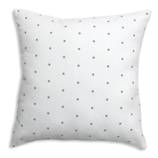 Dots Wisteria Pillow Cover