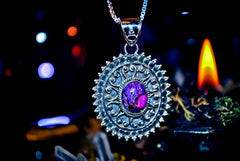 **SOLARIAN EYE** ILLUMINATI Haunted Elite Power Dragon Djinn Genie Amulet Ilmu Khodam King Siragon Secret Society Amulet! ** GENIE ** Unparalleled WEALTH Necklace! $$ Wishes