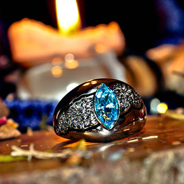 AURA CLEANSING Sacred Purification Spell Banish Negative Energy White Magick Haunted Wicca Ring ~ Repel Dark Forces, Eliminate Bad Karma!