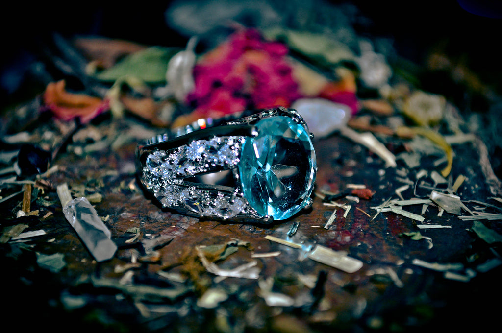 WISHING DRAGON ** MONEY! $$ Djinn Ring of Ancient Orobous Dragon Dominion Genie of Riches! Unlimited Wishes of Vast Wealth! Healing + Psychic .925! **x10 Income - Size 9