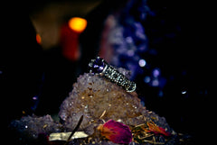 CERNUNNOS PAGAN GOD Ring of Protection & Blessings! Haunted Pagan Spirit Vessel! Summon the Horned God of Protection! Ultimate Blessings! * PROTECTION + Banish Negative Energy! ** MAGIC $$$ .925 Silver!
