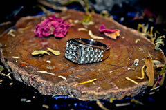 MAGICK MONEY MAGNET Spell Ring of Ultimate Wealth & Riches ~ Haunted Metaphysical Pagan Wiccan Gypsy Witch Ring! Wealth $$$