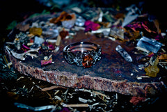 **NEW** 4 Elements Forest Luck Sacred Magick Spell Ring of Psychic Power Ancient Warlock Ritual ~ 3rd Eye Samhain Magic Real Spellcast Haunted Metaphysical $ * RARE!