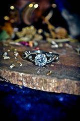 Wiccan Pagan Guardian Goddess of Protection White Magick Spell Haunted Ring ~ Safety for Children, Pets & Loved Ones! **SACRED**