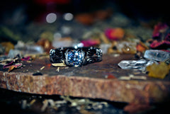 CONJURE RAW ENERGY Sacred Magick Spell Ring of Psychic Power ~ 3rd Eye, Samhain, Magic, Haunted Metaphysical