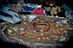 Breast Enhancement x3 Pagan Wiccan Beauty Spell Ring ~ Increase Breast Size, Have the Perfect Body you Desire! Amazing!