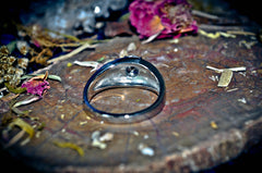 See Into The Future Psychic Prophecy Wiccan Pagan Premonition Haunted Spell Ring ~ Occult Oracle Alchemy * POWER!