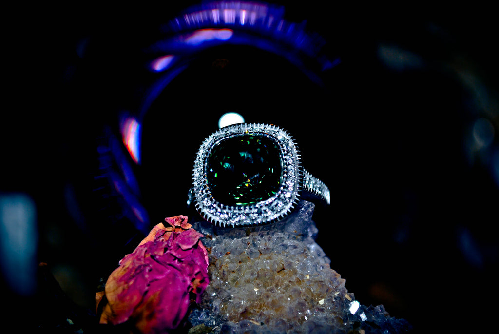 IRISH CELTIC GOD OF HEALING Ancient Powers Haunted Ring Dragon Djinn Spiritual & Metaphysical Powers! Banish Bad Karma! Remove Negative Energy! Aura MAGICK!**
