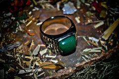 MONEY LUCKY 7 Occult Elite Wealth $$$ Haunted Magick Ring Spell Material Abundance Wealth Riches Sacred Metaphysical Secret Society * Wisdom & Success! $$$