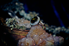 HAUNTED RING Extreme Money Instant Millionaire Wealth Genie Djinn  ~ 2 Arabic Marid Djinn of Money & Riches! ~ Fast Cash! .925 * MEGA Money + Cash Flow, Riches * ELITE! $$