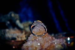 CERNUNNOS PAGAN GOD Ring of Protection & Blessings! Haunted Pagan Spirit Vessel! God of Protection! Ultimate Blessings! * PROTECTION + Banish Negative Energy! Wealth! $$$