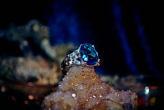 WISHING DRAGON ** MONEY! $$ Djinn Ring of Ancient Orobous Dragon Dominion Genie of Riches! Unlimited Wishes of Vast Wealth! Healing + Psychic .925! ** x10 Income