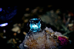 ALLURING DJINN Elite Royal Phylum Jinniyah Genie of Power Haunted Ring!  ~ Beauty, Love, Wishes, Fortune! ** 100% WHITE MAGIC Ancient Goddess Genie ** ALCHEMY