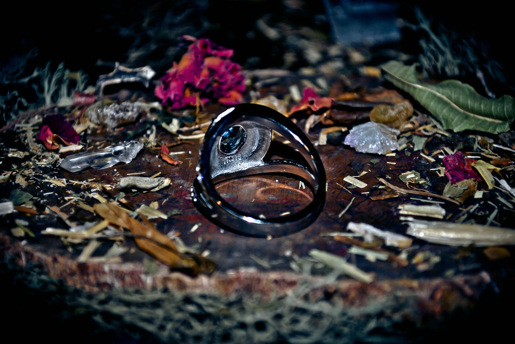 Ring of WISHES! *** Haunted Magick Genie Spell Ritual Ring