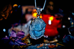 ***AKHANAAN-AZULI*** MYSTIC MARID DJINN of Exponential Wealth Haunted Djinn Genie Amulet of Unlimited Wealth and Wishes! Djinnya $$$ ~ All Wishes Shall Be Granted!