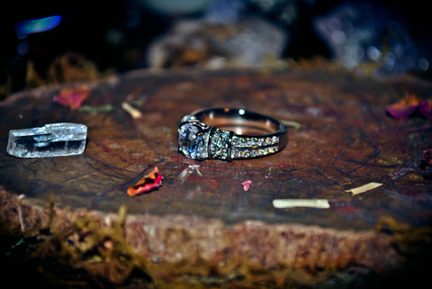 FAME & FORTUNE * Celebrity Wealth & Luxury Top Class ELITE Money Wealth Enchanted Pagan Wiccan Spell Ritual Ring of ABUNDANCE Gain Popularity & Riches! **WEALTH**