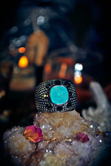 **MAGICK** See Into The Future Psychic Prophecy Wiccan Pagan Premonition Haunted Spell Ring ~ Occult Oracle Alchemy * POWER!