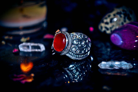 **SHAMAHARI** HAUNTED Queen Genie Templar Illuminati Money Secret Society Dragon Ring of SUCCESS! Luxury Wealth Codes + Power! Magick ~ Money, Abundance, Attraction & Riches! $$$ High Holy Spirit of Riches! $