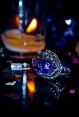 **HEKATE** MASTER DJINN of Elite Wealth Haunted Ring! WEALTH + RICHES! Psychic Energy of Ancient Power! ***Granted Wishes*** Conjure Raw Energy, Sacred Blessings, Good Luck! .925! $$$ Vast Money, Fortune $
