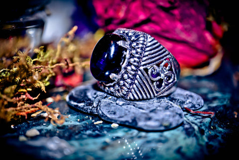 **RARE** SECRET Magick DJINN Ancient Illuminati Occult Secret Society Amulet of Hidden Truths & Wealth ~ Speak To Animals, Communicate w/ Dead, Discover Past Lives * $ WEALTH Ultimate Success Power Wishes $ *