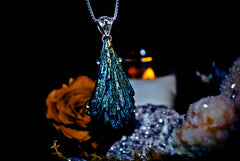 **GENIE** High Priestess CERRIDWEN $$$ Haunted Goddess Pendant of FORTUNE & POWER! Master of the Occult! Gain Ultimate WISHES, Vast Wisdom, MONEY & Good Luck! * $$$ ~ Hidden Treasure & Secrets * RARE!