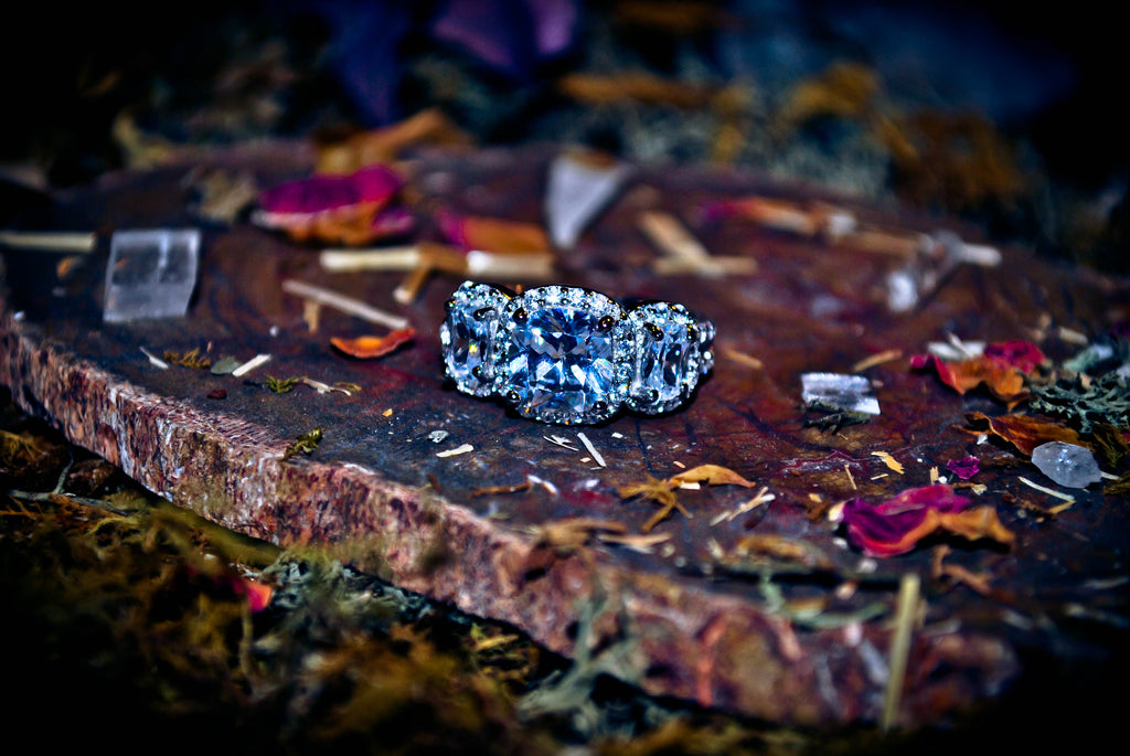GENIE Ring of Youth, Beauty, Love & Wealth! *** Haunted
