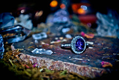 **SACRED** GODDESS HERA Ultimate Beauty & Prosperity Ring of Eloria! GLOWING! True Wisdom, Youth, Success! ~ Witch Magic Spell ~ Gain the Perfect Figure! REAL Beauty!