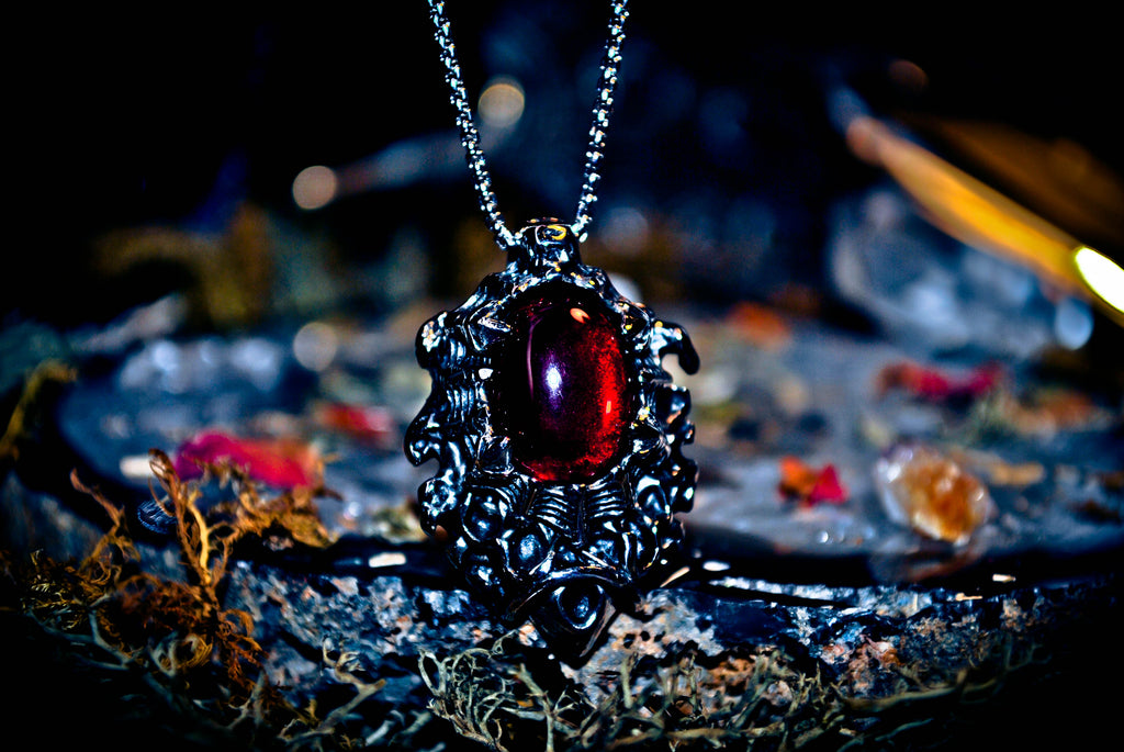 Real vampire djinn sanguine amulet of eternal wealth and immortality rare haunted sanguine vampire amulet of eternal wealth and immortality aloadofball Images