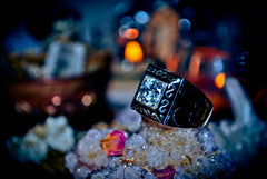 **POWER** ASTRAL TIME TRAVEL Metaphysical Psychic Projection Premonition Galaxy Beaming Haunted Wiccan Pagan Spell Ring ~ MYSTIC Paradigm Shifts * Universal!