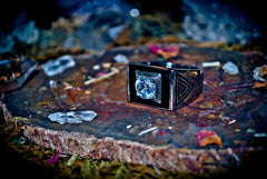 **MAGICK** COMMUNICATE WITH SPIRITS! REAL Haunted Ring Ancient Spell of Extreme Psychic Power! Speak to the Dead ~ See, Feel and Hear Spirits! Amazing ENERGY!