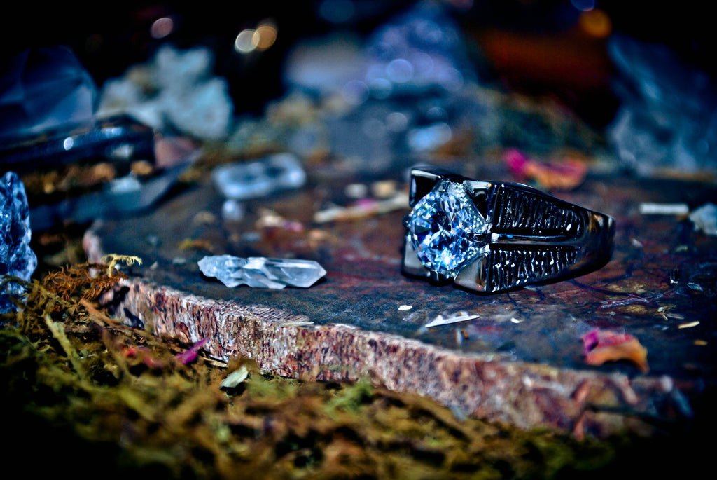 **OCCULT** READ MINDS Psychic ESP Prophecy Metaphysical Pagan Wiccan Ring Ability To Read Minds Spell Ring! ** Open Your 3rd Eye! **ANCIENT** Centuries Old! $$$