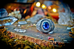 **DRUID** Elixir of Wealth Haunted Elite Ring Hidden Knowledge Secret Society Cash Flow Spell Extreme PARANORMAL Elite Occult WEALTH $$ * RARE! MEGA Power! $$$