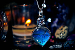 **HEALING** Health & Well-being Illuminati Protection ANGEL DJINN of Sacred Light God of Success 3rd Eye Genie Magick! WEALTH + ALL Wishes Come True! Silver  * BLESSED! $