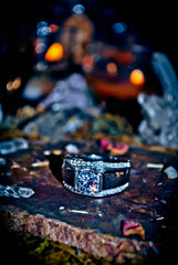 **WEALTH** GOOD LUCK & PROSPERITY Ultimate Wealth Spell Ring! Gain Money Banish Debt ~ Magic Metaphysical Pagan Wicca Spell! Fast Money $$$ **SECRET Occult Magick**