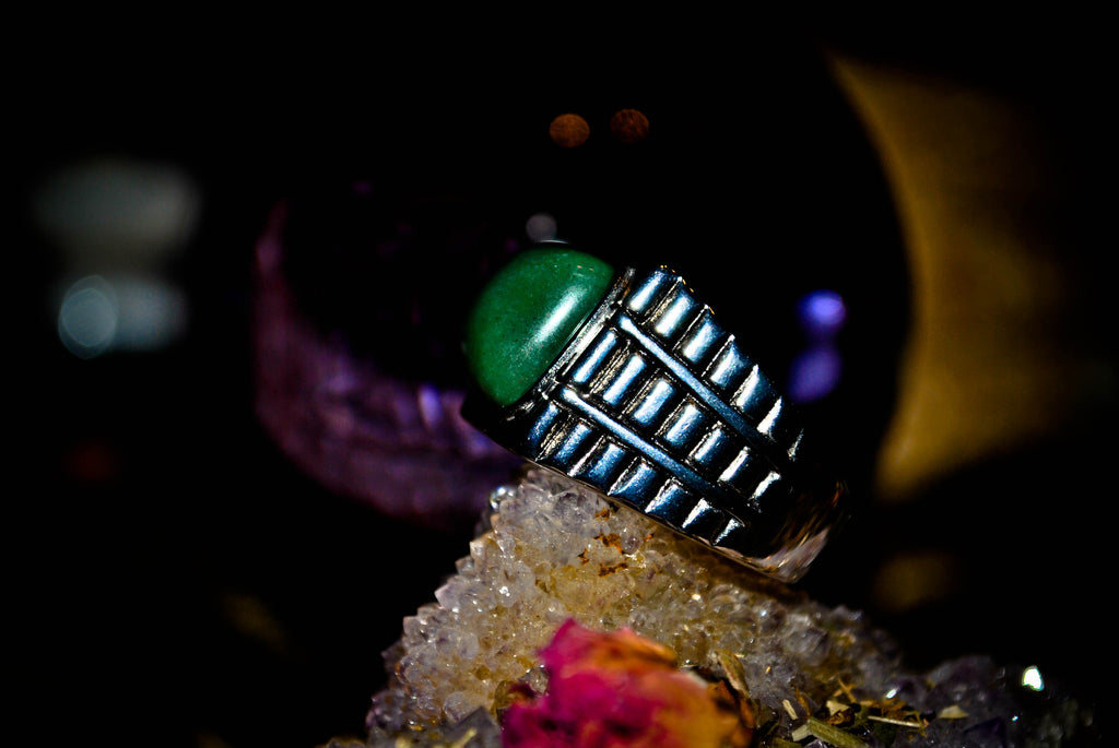 MONEY LUCKY 7 Occult Elite Wealth $$$ Haunted Magick Ring Spell
