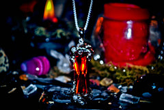 **DJINN** Haunted Shape Shifting Top Level Metamorphosis Genie Ring Morph Into Any Object of Being ~ Sacred Shaman Casting! 925 Silver! * RARE Occult POWER! $ Transform!