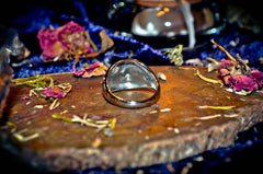 AURA CLEANSING Sacred Purification Spell Banish Negative Energy White Magick Haunted Wicca Ring ~ Repel Dark Forces, Eliminate Bad Karma! ~ 100% REAL MAGIC * Sacred BLESSED!