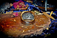 READ MINDS Psychic ESP Prophecy Metaphysical Pagan Wiccan Ring Ability To Read Minds Spell Ring